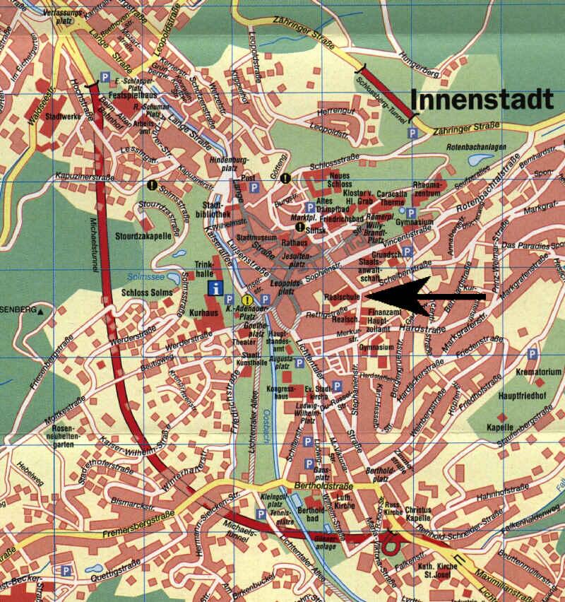 Www.Baden Baden.De Stadtplan